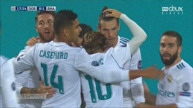 Ligue des Champions, Gr. H, Dortmund - Real Madrid (1-0): Bale 18e [RTS]