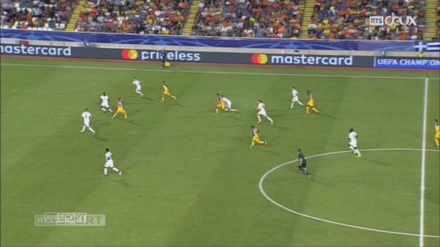 Ligue des Champions, Gr. F, Napoli - Feyenord (3-1): le résumé du match [RTS]