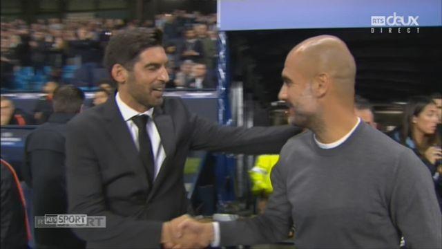 Ligue des Champions, Gr. F, Manchester City - Shaktar Donetsk (2-0): le résumé du match [RTS]