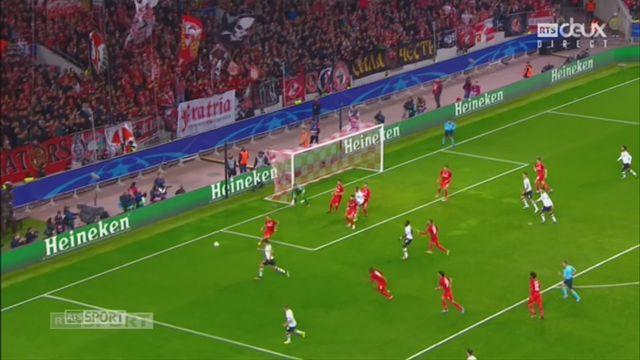 Ligue des Champions, Gr. E, Spartak Moscou - Liverpool (1-1): le résumé du match [RTS]