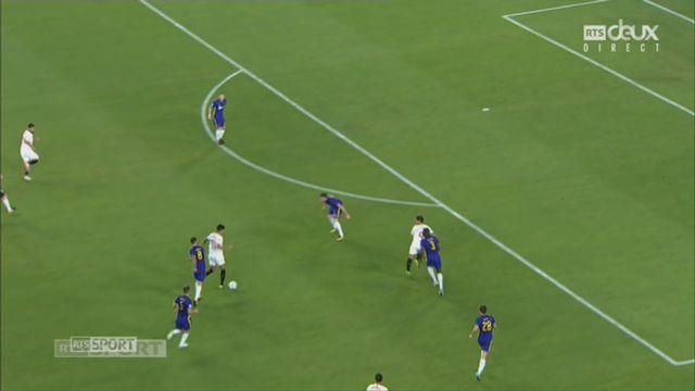 Ligue des Champions, Gr. E, Séville - NK Maribor (3-0): le résumé du match [RTS]