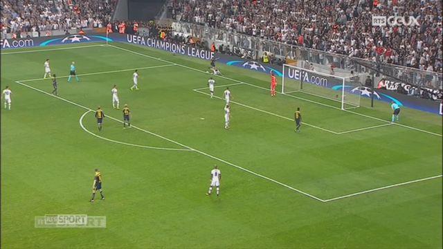 Ligue des Champions, Gr. G, Besiktas - Leipzig (2-0): le résumé du match [RTS]