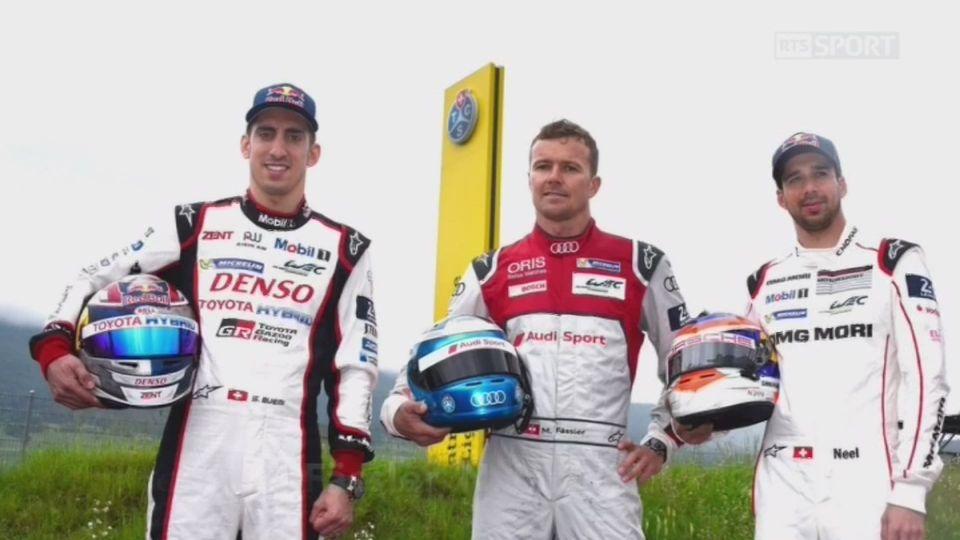 F1: un pilote Suisse en F1 à court ou moyen terme? [RTS]
