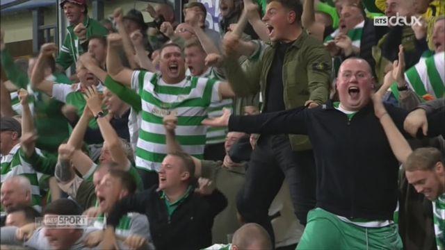 Ligue des Champions, Gr. B, Anderlecht - Celtic (0-3): le résumé du match [RTS]