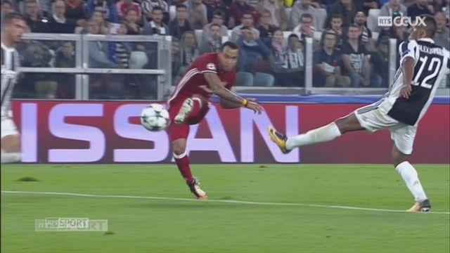 Ligue des Champions, Gr. D, Juventus - Olympiacos (2-0): le résumé du match [RTS]