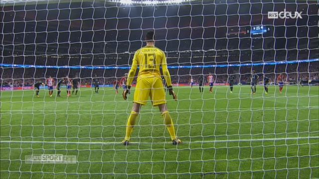 Ligue des Champions, Gr. C, Atlético - Chelsea (1-2): le résumé du match [RTS]