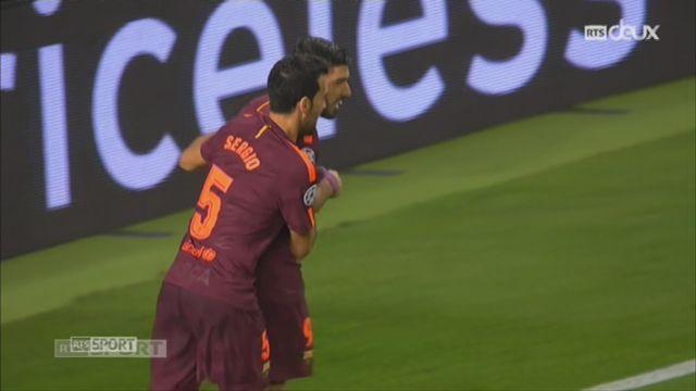 Ligue des Champions, Gr. D, Sporting CP - Barcelona (0-1): le résumé du match [RTS]