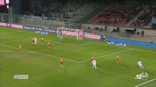 Football-Super League: Sion laisse échapper la victoire face au Lausanne-Sport [RTS]