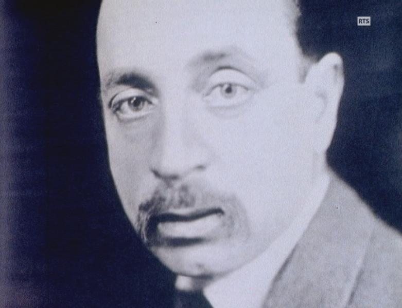 Le poète Rilke