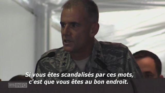 Un général de l'US Air Force Academy dénonce le racisme [RTS]