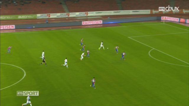 Football - Super League (10ème j.): Grasshopper - Bâle (0-0) [RTS]