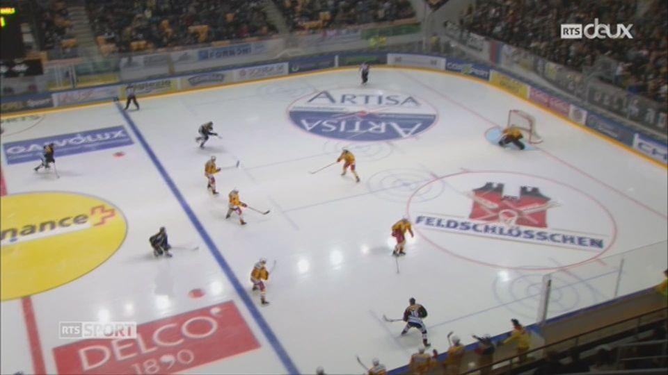 Hockey - NL (9ème j.): Lugano - Langnau (3-1) [RTS]