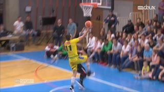 Basketball - LNA (1ère j.): Monthey - Boncourt (89-70) [RTS]