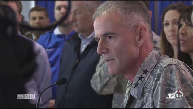 USA: un général se dresse contre le racisme [RTS]