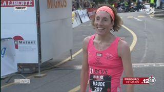 84ème édition: Maude Mathys s'impose en 1h00'17 [RTS]