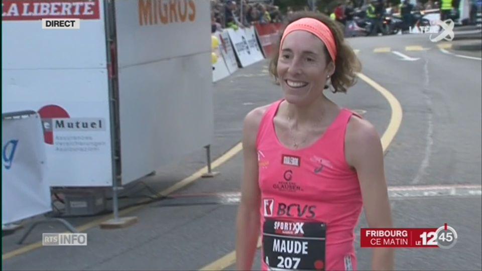 84ème édition: Maude Mathys s'impose en 1h00'17 / RTS Sport Bonus / 01:04 / le 1 octobre 2017