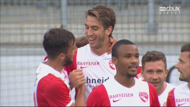 10e journée, Thoune - Lucerne 2-0: 62e Simone Rapp [RTS]