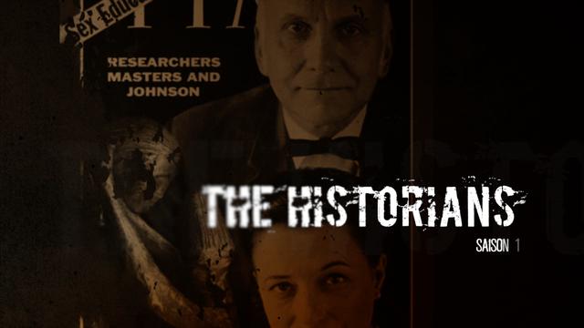 """Visuel de la série """"The Historians, saison 1"""". [Lasourisverte.ch]"""