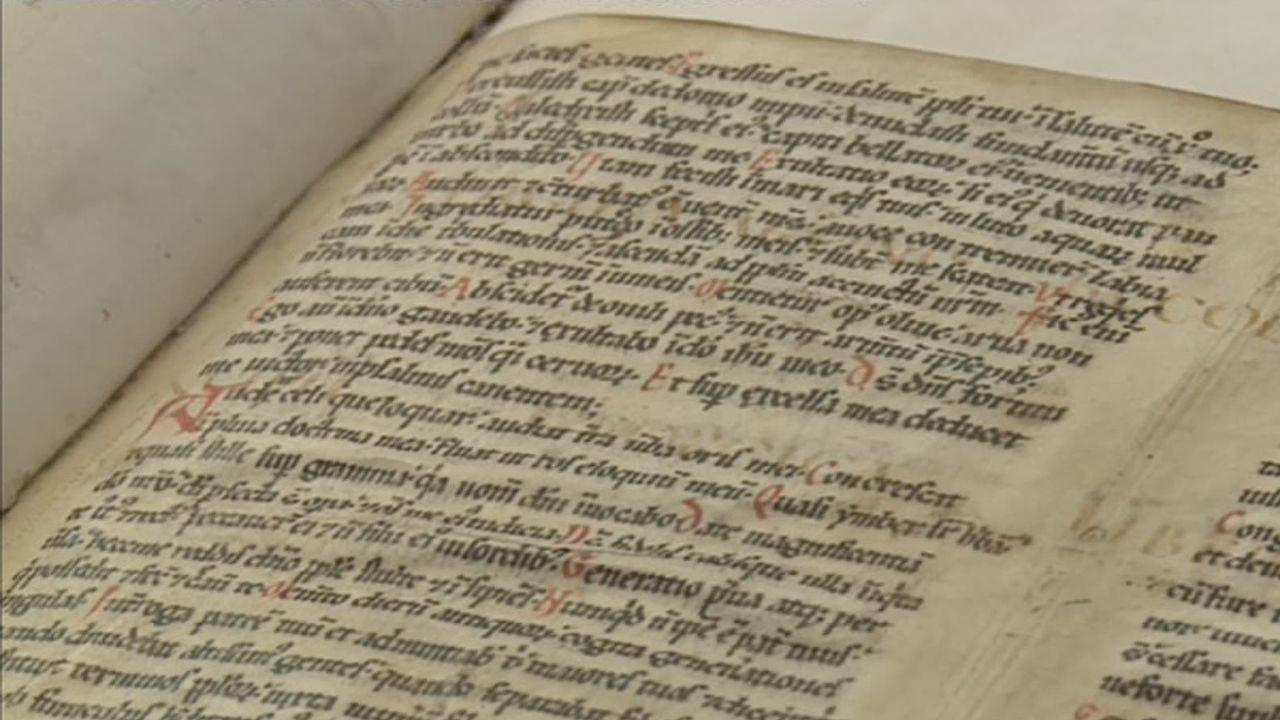 Une bibliothèque mondiale virtuelle est née à Fribourg [RTS]