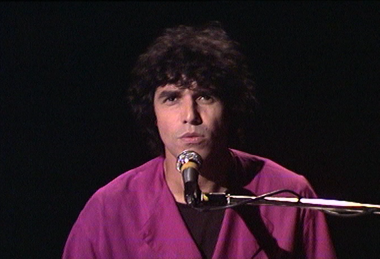 Julien Clerc en 1982.