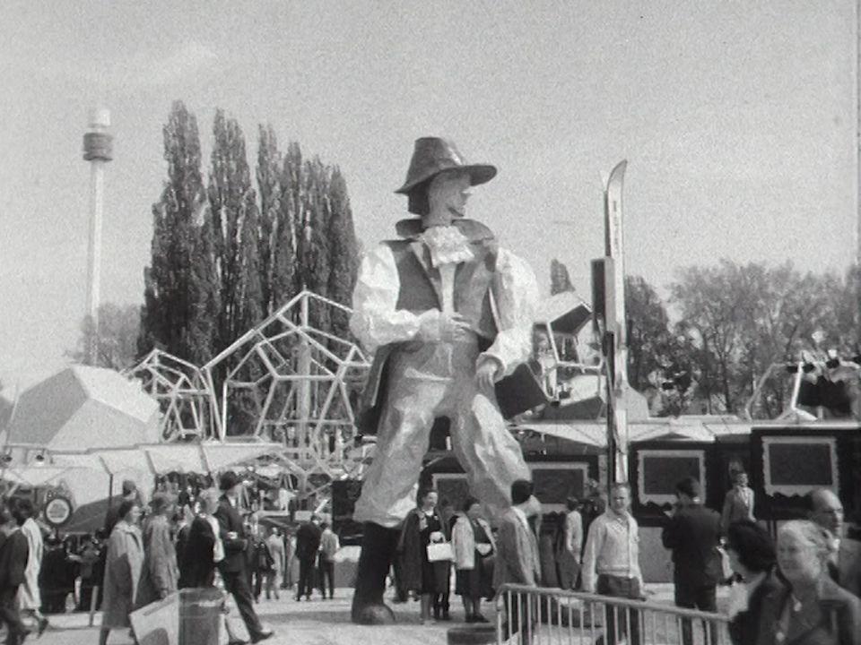 Gulliver découvre les Suisses. [RTS]