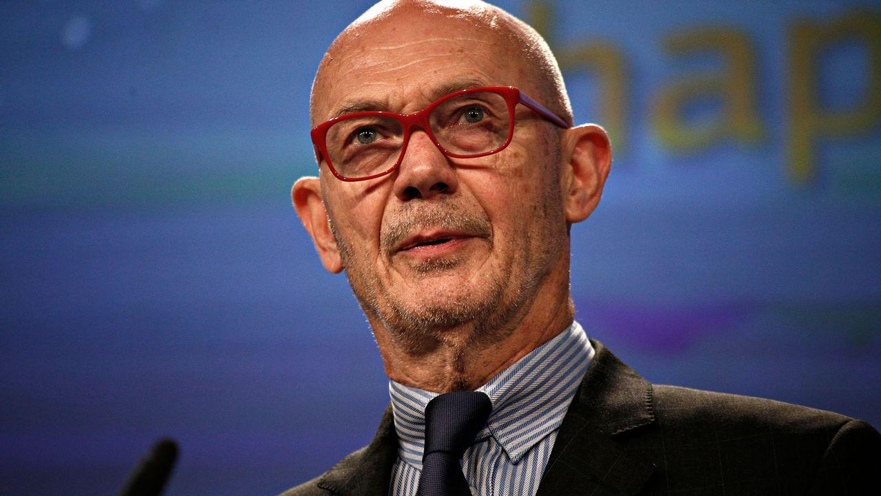 L'ancien président de l'Organisation mondiale du commerce Pascal Lamy. [Alexandros Michailidis - SOOC]