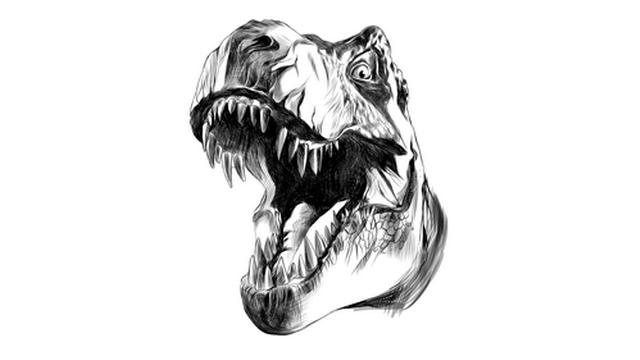 Vignette tyrannosaure (500x281) [Серафима Манекина - Fotolia]