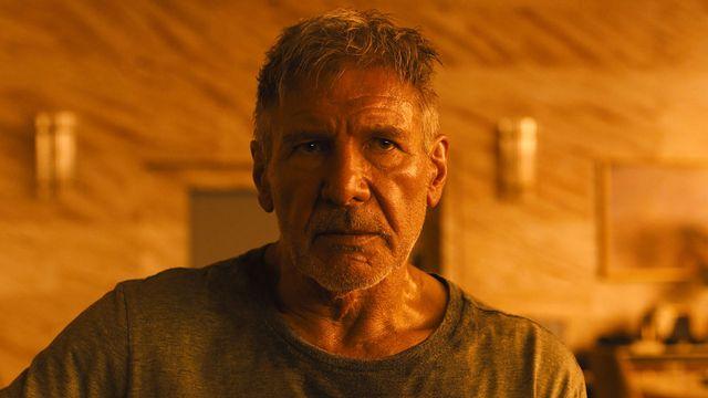 Harrison Ford est Rick Deckard dans Blade Runner 2049. Alcon Entertainment/Warner Bros. Pictures Keystone [Alcon Entertainment/Warner Bros. Pictures - Keystone]