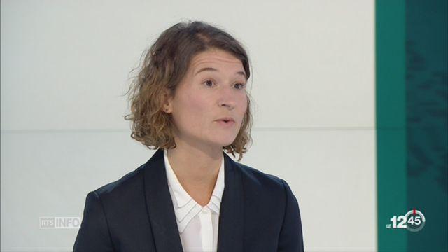 Jacques Dubochet Prix Nobel de chimie: les précisions de Natalie Bougeard [RTS]