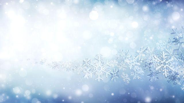 En Antarctique, les flocons de neige sont sublimés par le vent. Romolo Tavani Fotolia [Romolo Tavani - Fotolia]