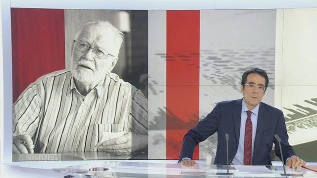 L'intégrale de l'interview de Jacques Dubochet [RTS]