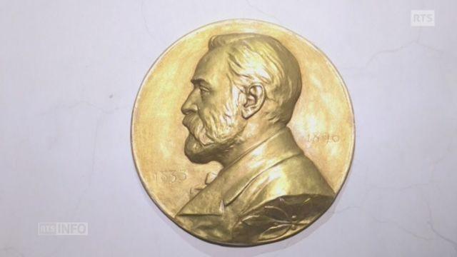 Prix Nobel suisses a retenir [RTS]