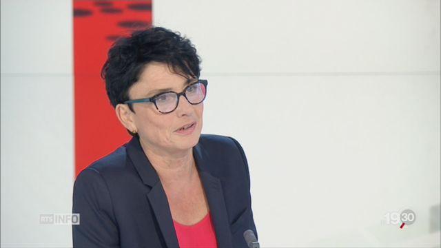 La recherche suisse récompensée: explications de Béatrice Jéquier [RTS]