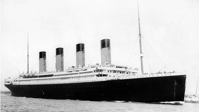 Le Quiz sur le Titanic de RTS Découverte [© Wikimedia Commons]