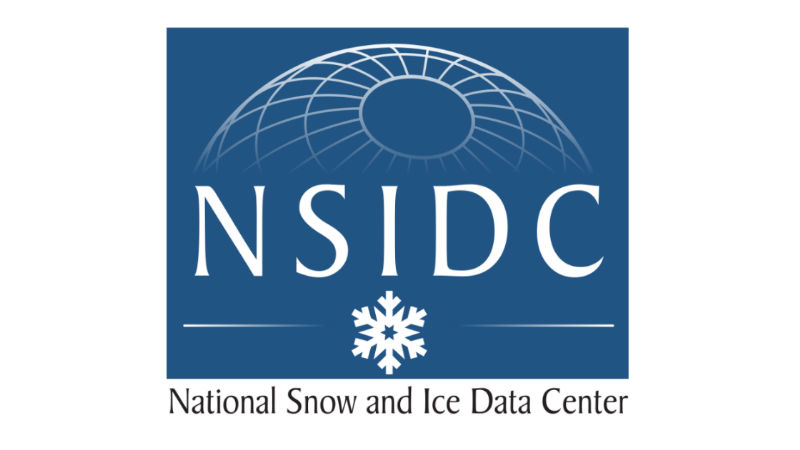 Le National Snow and Ice Data Center