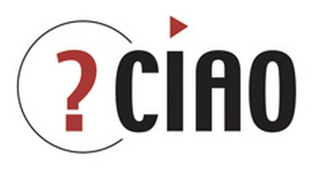 Le logo du site pour ados Ciao.ch. ciao.ch [ciao.ch]