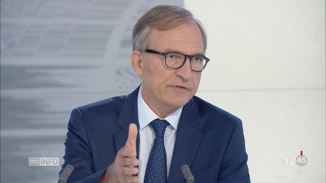 Prix Nobel de la paix: les explications de Jean-Philippe Schaller [RTS]