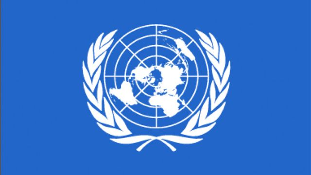Le sigle de l'ONU [un.org - Nations Unies]