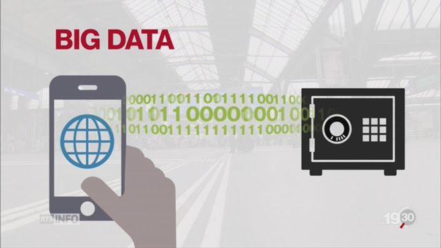 La protection des données personnelles en Suisse [RTS]