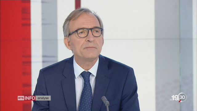 Prix Nobel de la paix: l'analyse de Jean-Philippe Schaller [RTS]