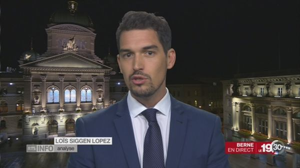 Protection des données: l'analyse de Loïs Siggen Lopez, depuis Berne