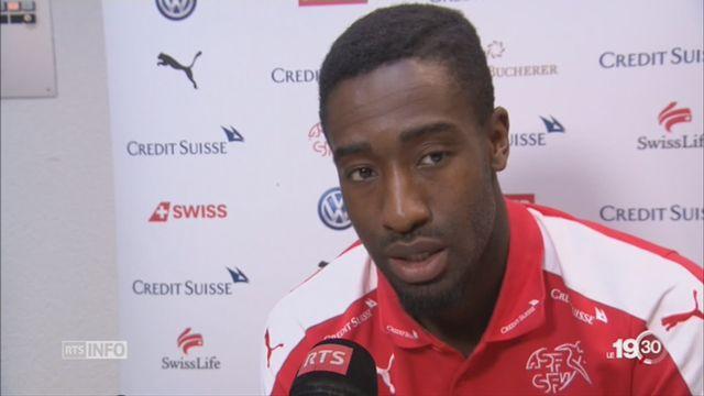 Football: Djourou fait figure de pilier de la défense helvétique [RTS]