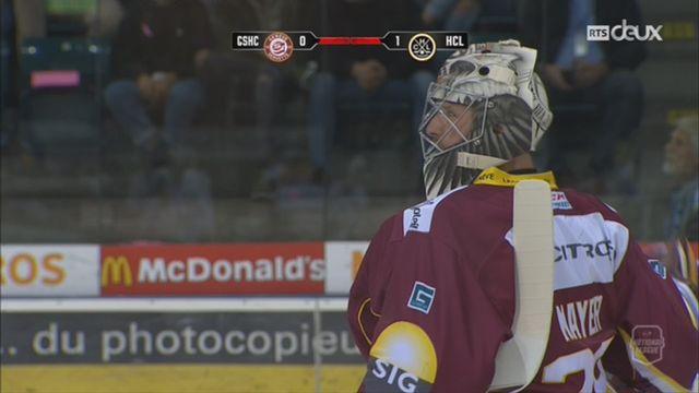 Hockey- LNA (10e j.): Genève est surclassé par Lugano (0-4) [RTS]