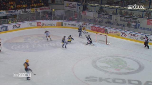 Hockey- LNA (10e j.): Ambri s'incline contre Zoug (1-4) [RTS]