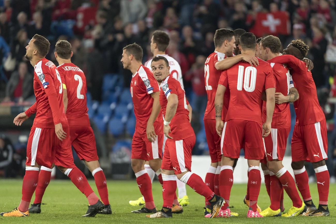 Portugal-Suisse: Petkovic dévoile un 11 sans surprise