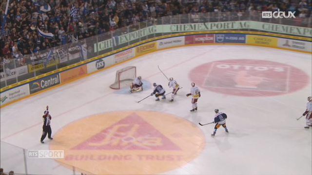 Hockey - LNA (11e j.): Zoug - Genève (2-0) [RTS]