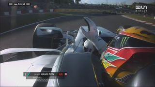 Hamilton remporte ce grand prix devant Verstappen et Ricciardo [RTS]