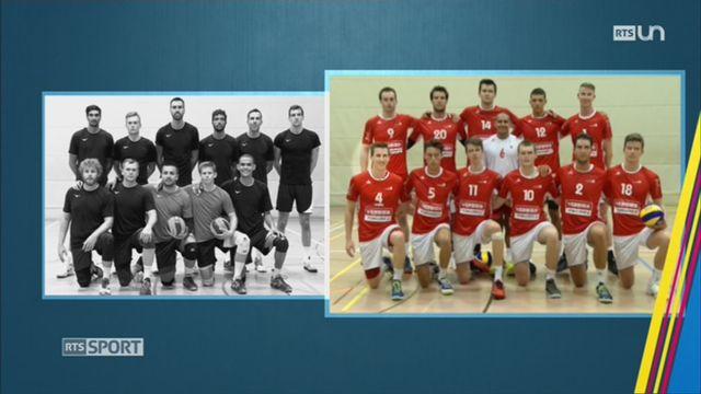 Volleyball: Genève et Lausanne ont subi beaucoup de changements avant le début de la saison [RTS]