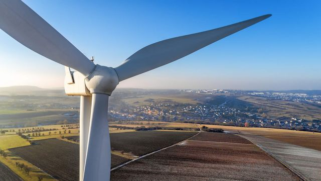 Turbine d'éolienne. [tobago77 - Fotolia]