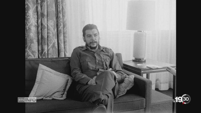 Cuba - Che Guevara: l'hommage 50 ans après sa mort [RTS]